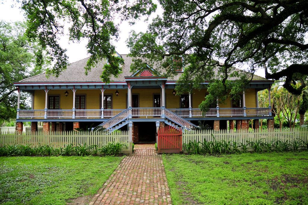 A photo of Laura Plantation